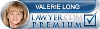 Valerie Long  Lawyer Badge