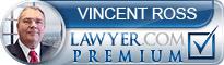 Vincent Ronald Ross  Lawyer Badge
