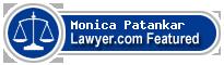 Monica P Patankar  Lawyer Badge