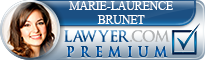 Marie-Laurence Brunet  Lawyer Badge