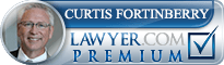 Curtis L Fortinberry  Lawyer Badge