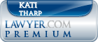 Kati E. Tharp  Lawyer Badge