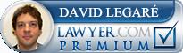 David Legaré  Lawyer Badge