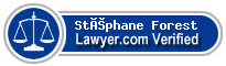 Stéphane Forest  Lawyer Badge