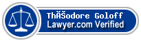 Théodore Goloff  Lawyer Badge