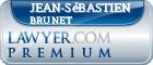 Jean-Sébastien Brunet  Lawyer Badge