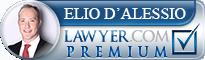 Elio D'Alessio  Lawyer Badge
