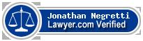 Jonathan Negretti  Lawyer Badge