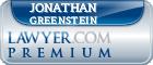 Jonathan Shulman Greenstein  Lawyer Badge