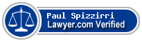 Paul Michael Spizzirri  Lawyer Badge