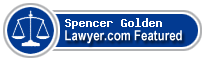 Spencer Howard Golden  Lawyer Badge