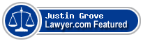Justin G. Grove  Lawyer Badge