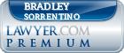 Bradley Lawrence Sorrentino  Lawyer Badge