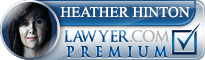 Heather M. Hinton  Lawyer Badge