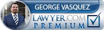 George Joseph Vasquez  Lawyer Badge