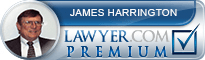 James J Harrington  Lawyer Badge