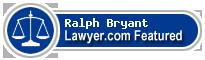Ralph T Bryant  Lawyer Badge