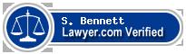 S. Leon Bennett  Lawyer Badge