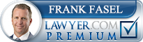 Frank Robert Fasel  Lawyer Badge