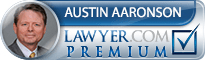 Austin Neil Aaronson  Lawyer Badge