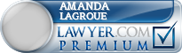 Amanda Marie LaGroue  Lawyer Badge