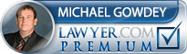 Michael I. Gowdey  Lawyer Badge
