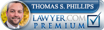 Thomas S. Phillips  Lawyer Badge