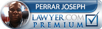 Perrar Aquity Joseph  Lawyer Badge