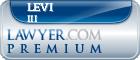 Levi Boone III  Lawyer Badge