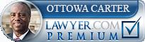 Ottowa E. Carter  Lawyer Badge