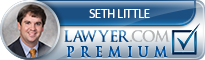 Seth Clayton Little  Lawyer Badge