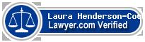 Laura Henderson-Courtney  Lawyer Badge