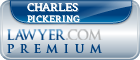 Charles W Pickering  Lawyer Badge