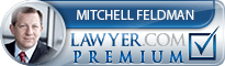 Mitchell Lloyd Feldman  Lawyer Badge