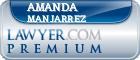 Amanda D. Manjarrez  Lawyer Badge