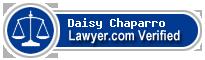 Daisy Chaparro  Lawyer Badge