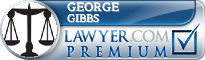 George E Gibbs  Lawyer Badge