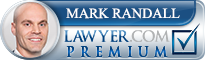 Mark Randall  Lawyer Badge
