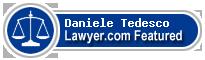Daniele Tedesco  Lawyer Badge