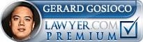 Gerard Gosioco  Lawyer Badge
