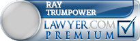 Ray Trumpower  Lawyer Badge