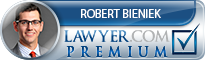 Robert Francis Bieniek  Lawyer Badge
