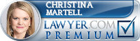 Christina Marie Martell  Lawyer Badge