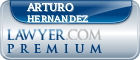 Arturo Alberto Hernandez  Lawyer Badge