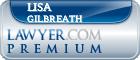 Lisa A. Gilbreath  Lawyer Badge
