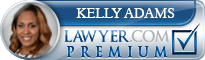 Kelly J Adams  Lawyer Badge