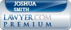 Joshua Lee Smith  Lawyer Badge