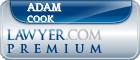 Adam Kendall Cook  Lawyer Badge