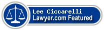 Lee Ciccarelli  Lawyer Badge