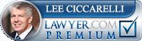 Lee Ciccarelli  Lawyer Badge